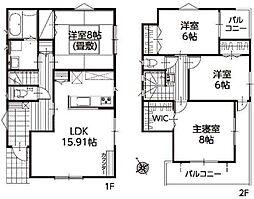 栗東市小平井4丁目 新築一戸建 2号棟
