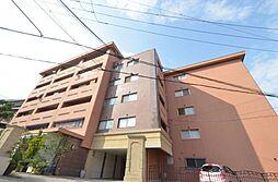 兵庫県西宮市甲陽園西山町の賃貸マンションの外観