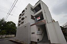 甲東園エクセル[3階]の外観