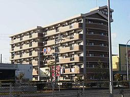 サンライズ東合川[201号室]の外観