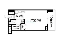 九条駅 5.3万円