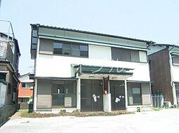 コスモハイツ高須(棟割)[1階]の外観