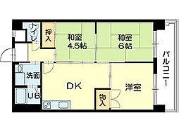 八家駅 4.4万円