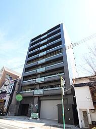 西田辺駅 徒歩2分の外観画像
