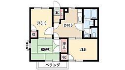 甚目寺駅 4.5万円