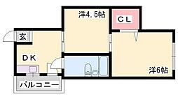 御影駅 3.3万円