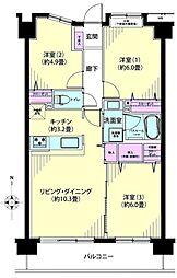 ダイアパレス横浜矢向