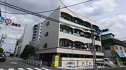 マンションシャトレ[1階]の外観