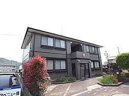 兵庫県相生市汐見台の賃貸アパートの外観