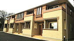 JR宇部線 東新川駅 バス12分 風呂ヶ迫下車 徒歩3分の賃貸アパート