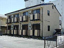 ジュネスハイム奥田A[1階]の外観