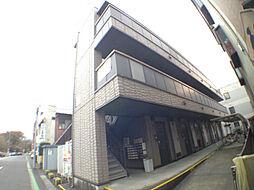千葉県柏市明原3丁目の賃貸マンションの外観
