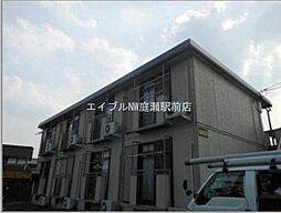 岡山県倉敷市生坂丁目なしの賃貸アパートの外観
