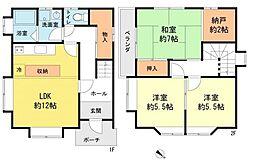六町駅 2,500万円