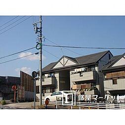 愛知県豊田市小坂本町5丁目の賃貸アパートの外観