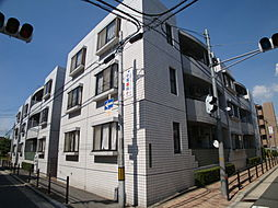 大阪府大阪市東淀川区小松4丁目の賃貸マンションの外観