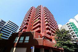 ライオンズマンション博多[13階]の外観