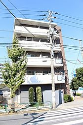 シーウェーブ東綾瀬[502号室]の外観