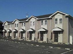 [テラスハウス] 大阪府岸和田市作才町 の賃貸【/】の外観