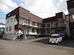 ソシアIIB棟[113号室]の外観