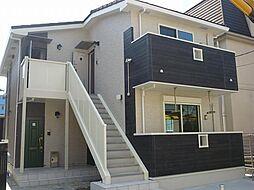 神奈川県横浜市中区石川町1丁目の賃貸アパートの外観
