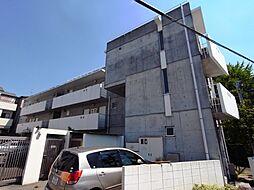 グランカレA棟[105号室]の外観