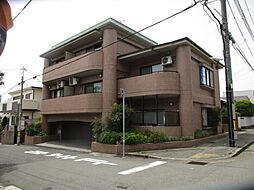 阪急神戸線 岡本駅 3階建[101号室]の外観