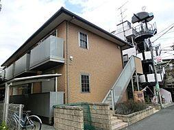 埼玉県さいたま市南区関1丁目の賃貸アパートの外観
