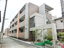エーデル阪部八番館[2階]の外観