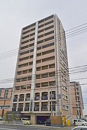サンシャイン・キャナル小倉[802号室]の外観