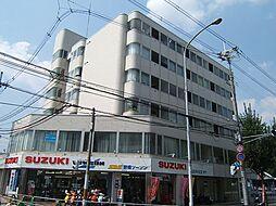 京都府京都市伏見区南寝小屋町の賃貸マンションの外観