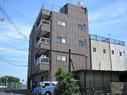 リバーサイド市岡[2階]の外観