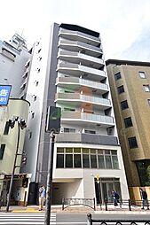 東京都千代田区五番町の賃貸マンションの外観