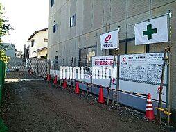 静岡県静岡市駿河区新川2丁目の賃貸アパートの外観