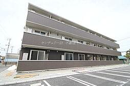 JR宇野線 備前西市駅 3.2kmの賃貸アパート
