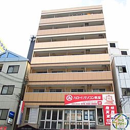 クロスロードハイツ山崎[6階]の外観