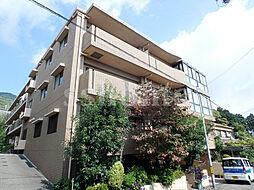 兵庫県神戸市灘区薬師通3丁目の賃貸マンションの外観