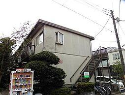 埼玉県ふじみ野市川崎1丁目の賃貸アパートの外観