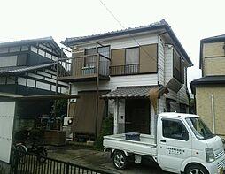 [一戸建] 神奈川県茅ヶ崎市萩園 の賃貸【/】の外観