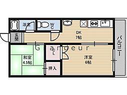 横堤駅 5.0万円