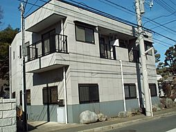 シャトレー茅ヶ崎II[1階]の外観