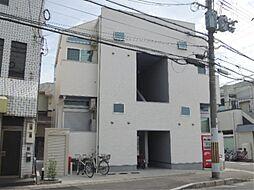 京都府京都市伏見区桃山町養斉の賃貸アパートの外観