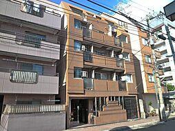 ユーコート本八幡[2階]の外観