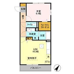 行田駅 6.6万円