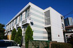 レオパレス松美[2階]の外観