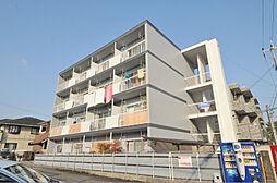 UMマンション[4階]の外観
