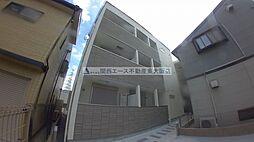 クリエオーレ川田[2階]の外観