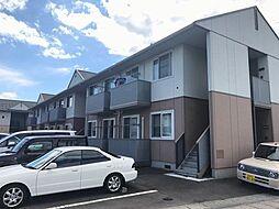 リトルタウンオオヤマA[105号室]の外観