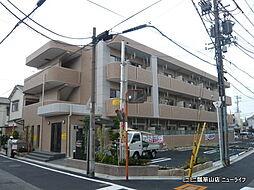 大阪府東大阪市玉串町西1丁目の賃貸マンションの外観