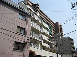 グランドール天王寺[4階]の外観